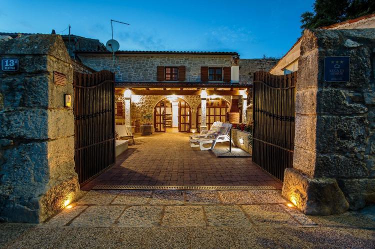 Holiday homeCroatia - Istra: Villa Andoro  [3]