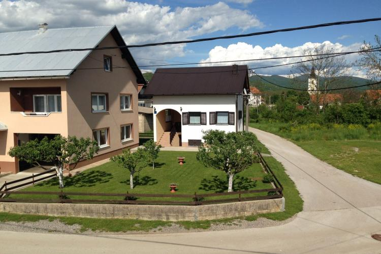 VakantiehuisKroatië - Noord Dalmatië: Holiday house Lovinac  [1]