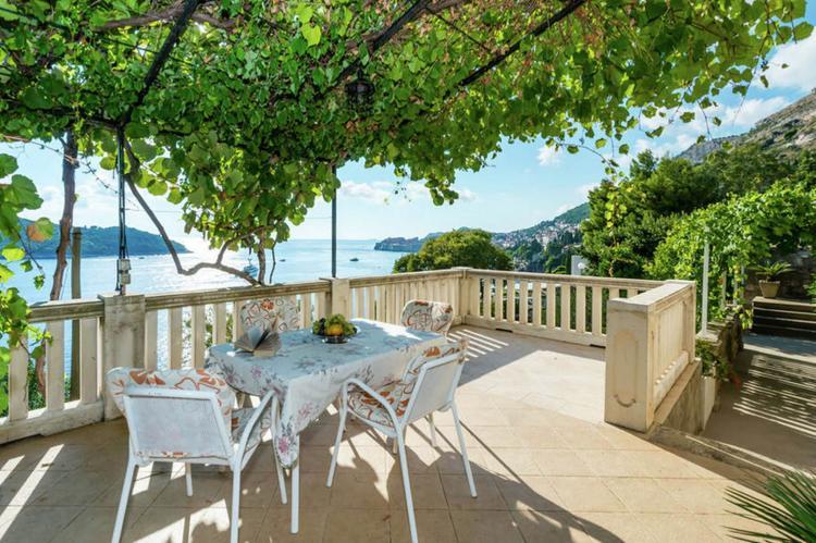 VakantiehuisKroatië - Zuid Dalmatië: Apartment Tonicas  [1]