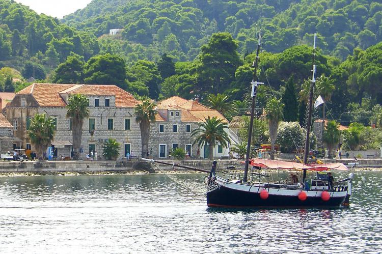 VakantiehuisKroatië - Zuid Dalmatië: Apartment Tonicas  [38]