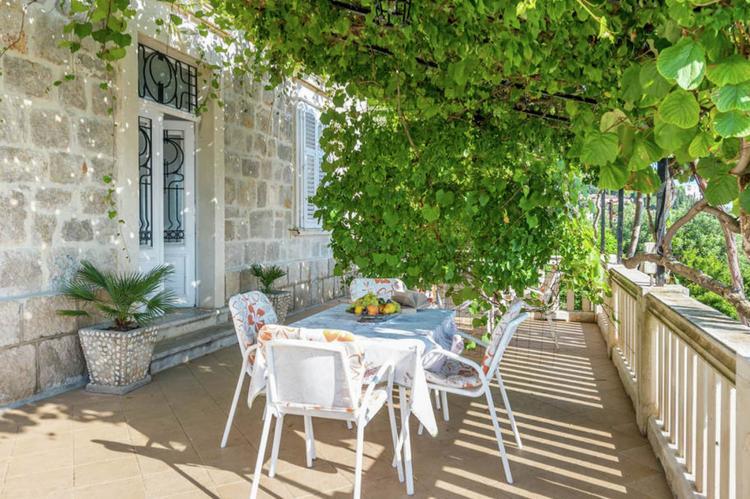 VakantiehuisKroatië - Zuid Dalmatië: Apartment Tonicas  [25]