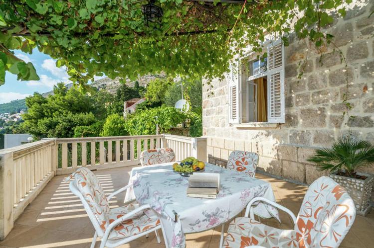 VakantiehuisKroatië - Zuid Dalmatië: Apartment Tonicas  [2]