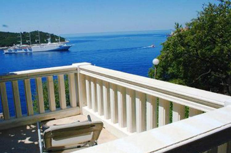 VakantiehuisKroatië - Zuid Dalmatië: Apartment Tonicas  [7]