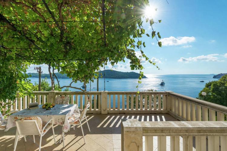 VakantiehuisKroatië - Zuid Dalmatië: Apartment Tonicas  [24]