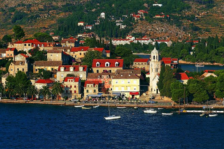 VakantiehuisKroatië - Zuid Dalmatië: Apartment Tonicas  [39]