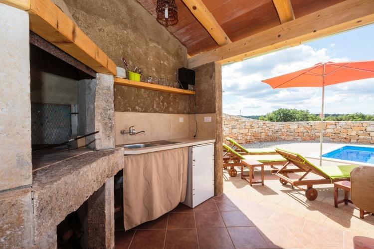 Holiday homeCroatia - Istra: Authentic Istrian stone Villa Didova in the Heart   [38]