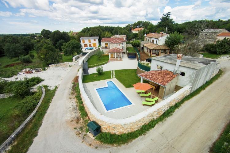 Holiday homeCroatia - Istra: Authentic Istrian stone Villa Didova in the Heart   [36]