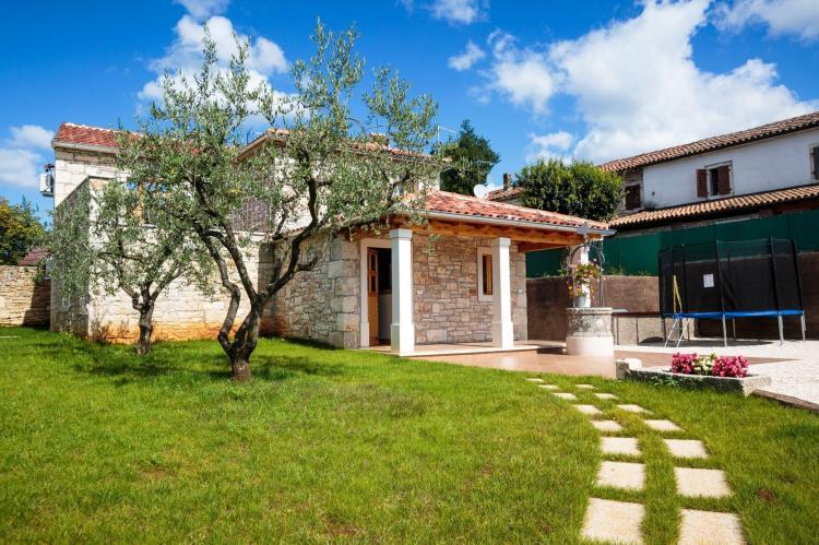 Holiday homeCroatia - Istra: Authentic Istrian stone Villa Didova in the Heart   [4]