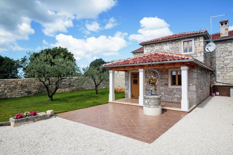 Holiday homeCroatia - Istra: Authentic Istrian stone Villa Didova in the Heart   [3]