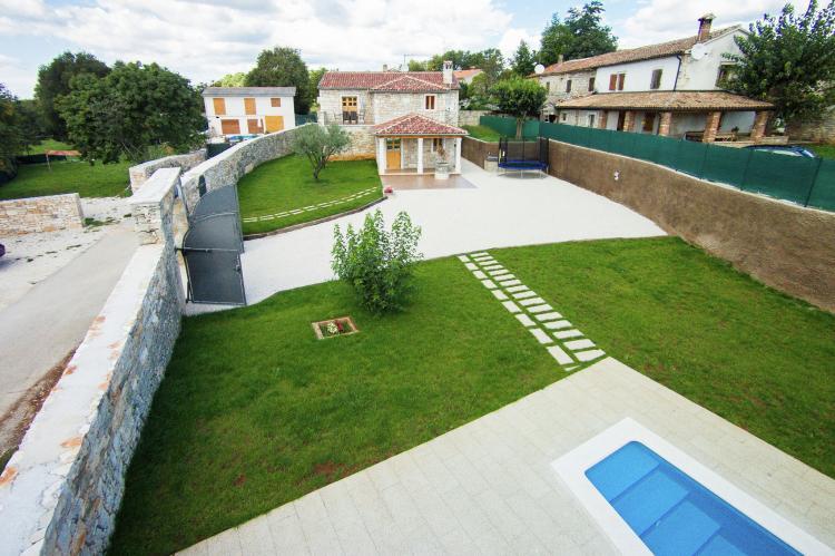 Holiday homeCroatia - Istra: Authentic Istrian stone Villa Didova in the Heart   [33]