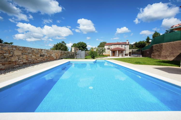 Holiday homeCroatia - Istra: Authentic Istrian stone Villa Didova in the Heart   [6]