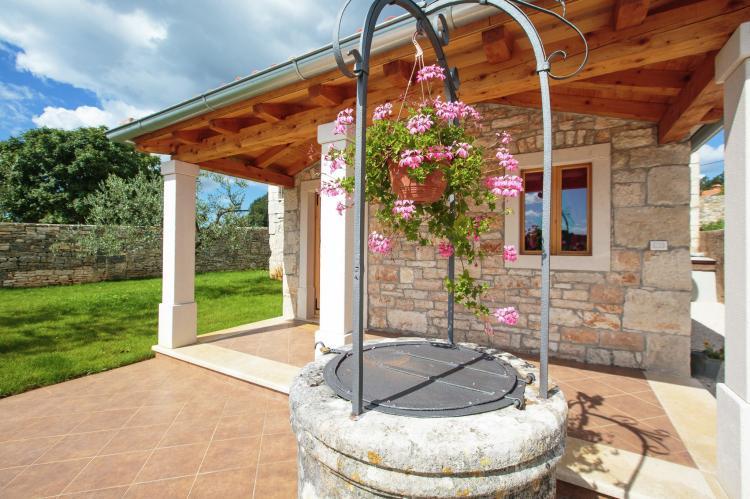 Holiday homeCroatia - Istra: Authentic Istrian stone Villa Didova in the Heart   [39]