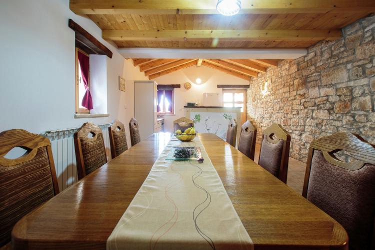Holiday homeCroatia - Istra: Authentic Istrian stone Villa Didova in the Heart   [18]