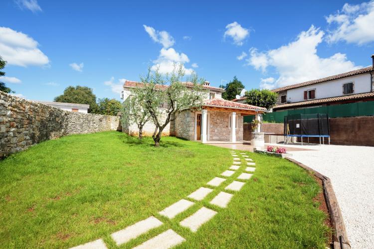 Holiday homeCroatia - Istra: Authentic Istrian stone Villa Didova in the Heart   [34]