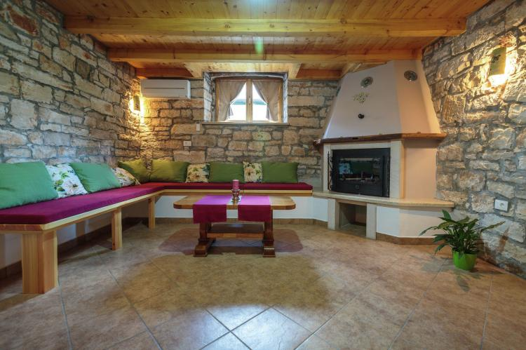 Holiday homeCroatia - Istra: Authentic Istrian stone Villa Didova in the Heart   [11]