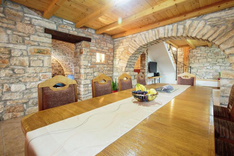 Holiday homeCroatia - Istra: Authentic Istrian stone Villa Didova in the Heart   [15]