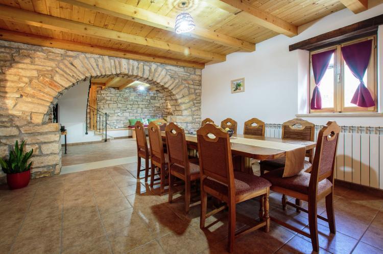 Holiday homeCroatia - Istra: Authentic Istrian stone Villa Didova in the Heart   [14]