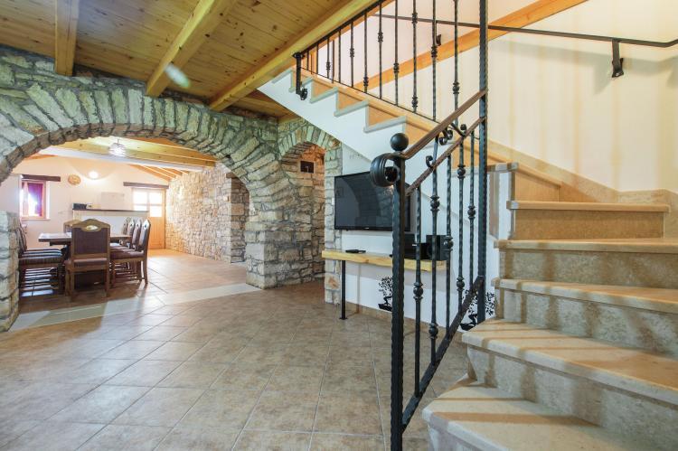 Holiday homeCroatia - Istra: Authentic Istrian stone Villa Didova in the Heart   [13]