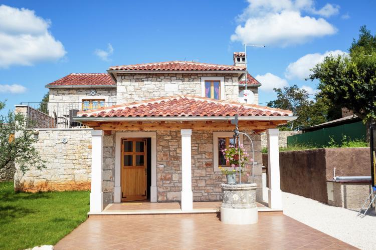 Holiday homeCroatia - Istra: Authentic Istrian stone Villa Didova in the Heart   [7]