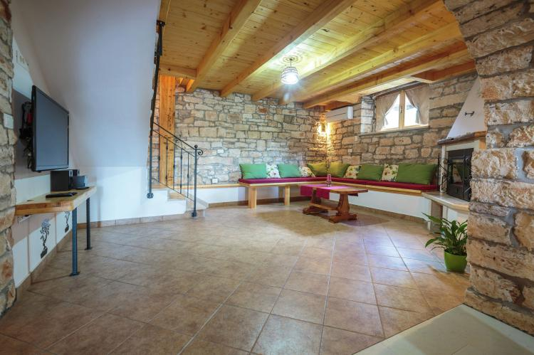 Holiday homeCroatia - Istra: Authentic Istrian stone Villa Didova in the Heart   [12]