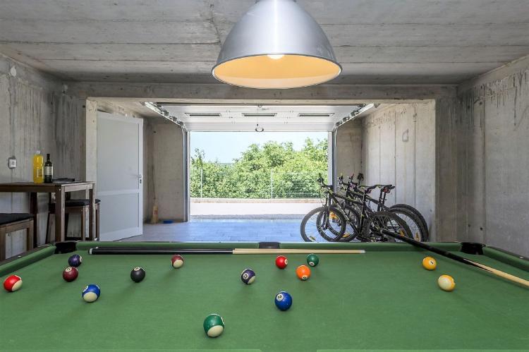 Holiday homeCroatia - Istra: Villa Meli with Infinity Pool and Whirlpool  [26]