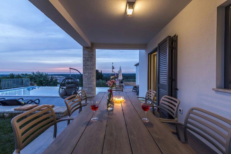 Holiday homeCroatia - Istra: Villa Meli with Infinity Pool and Whirlpool  [24]
