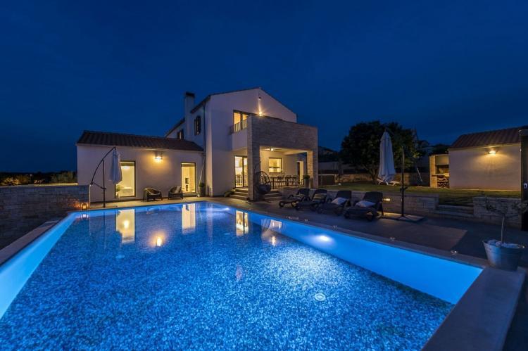 Holiday homeCroatia - Istra: Villa Meli with Infinity Pool and Whirlpool  [34]