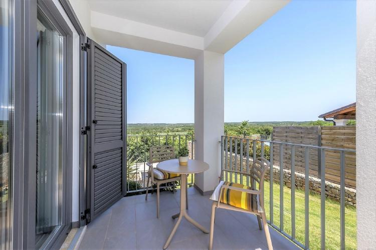 Holiday homeCroatia - Istra: Villa Meli with Infinity Pool and Whirlpool  [22]