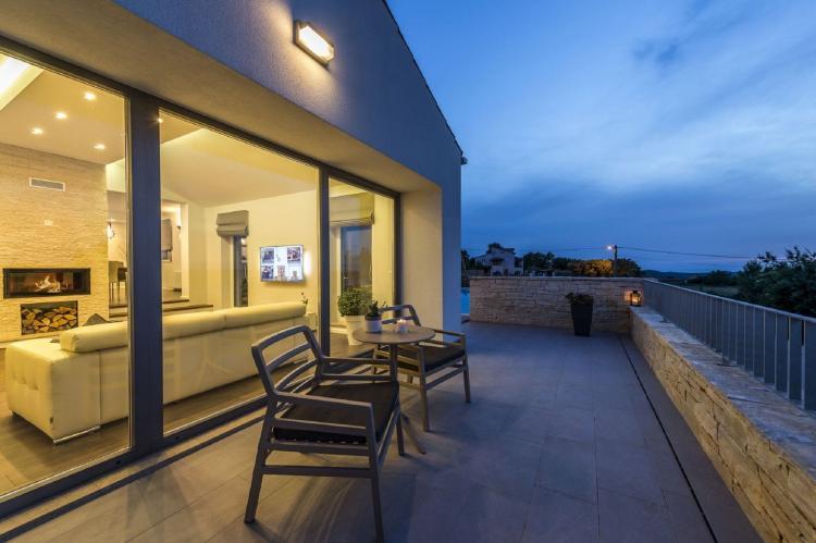 Holiday homeCroatia - Istra: Villa Meli with Infinity Pool and Whirlpool  [32]