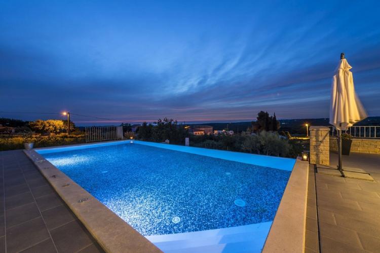 Holiday homeCroatia - Istra: Villa Meli with Infinity Pool and Whirlpool  [33]