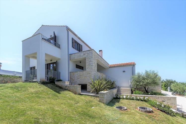 Holiday homeCroatia - Istra: Villa Meli with Infinity Pool and Whirlpool  [3]
