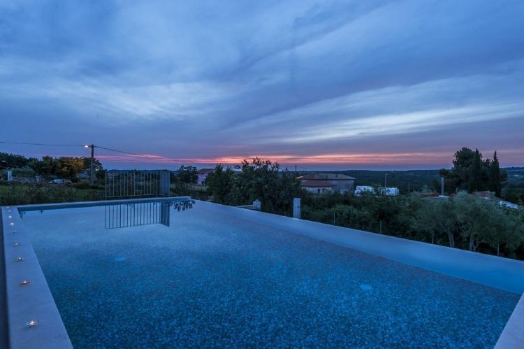 Holiday homeCroatia - Istra: Villa Meli with Infinity Pool and Whirlpool  [30]