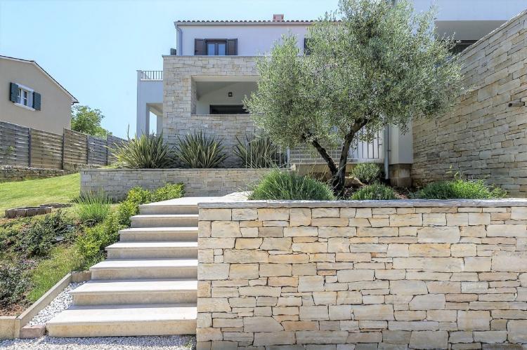 Holiday homeCroatia - Istra: Villa Meli with Infinity Pool and Whirlpool  [4]