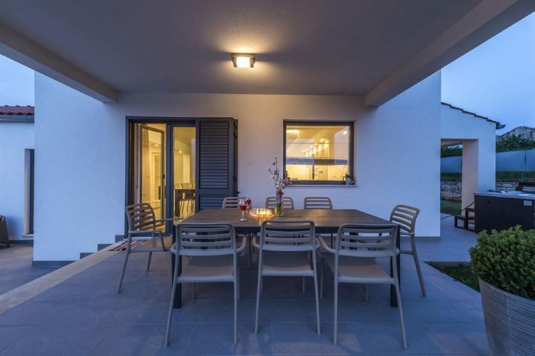 Holiday homeCroatia - Istra: Villa Meli with Infinity Pool and Whirlpool  [23]