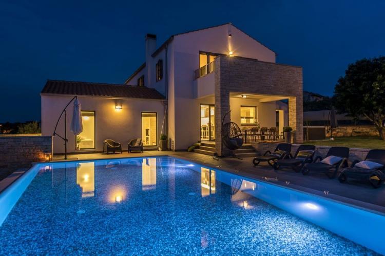 Holiday homeCroatia - Istra: Villa Meli with Infinity Pool and Whirlpool  [35]