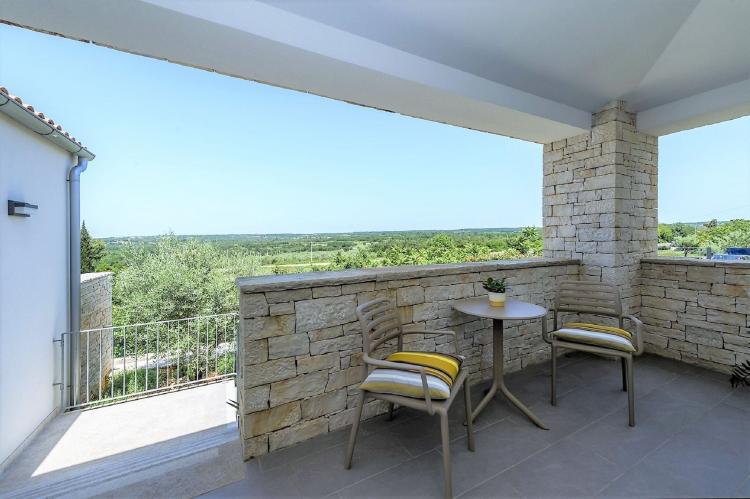 Holiday homeCroatia - Istra: Villa Meli with Infinity Pool and Whirlpool  [21]