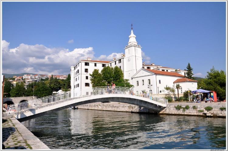 FerienhausKroatien - Kvarner: Villa Marija 3  [14]