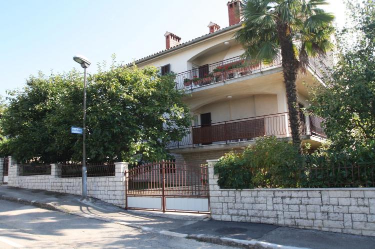 FerienhausKroatien - Istrien: Two bedroom apartment Labinac Ines   [1]