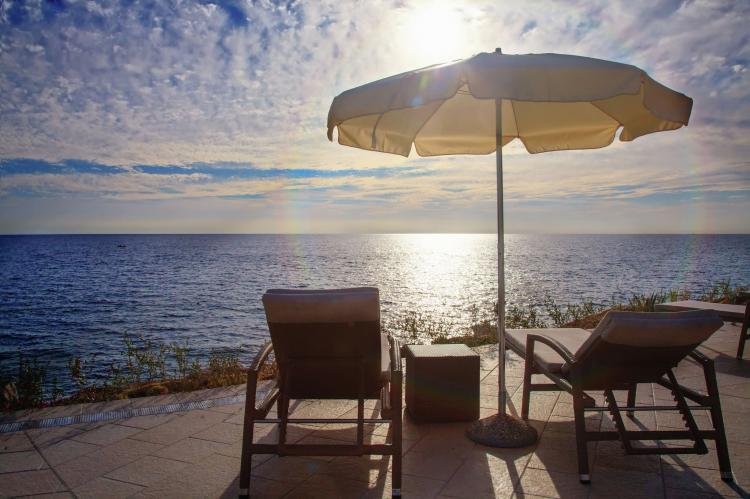 Holiday homeCroatia - Eastern Croatia: Old town apartment Tomicic with direct sea view I  [23]