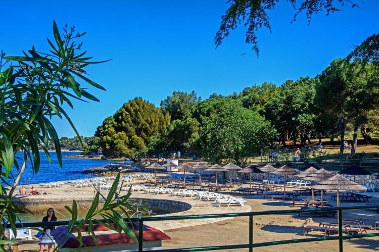 Holiday homeCroatia - Eastern Croatia: Old town apartment Tomicic with direct sea view I  [21]