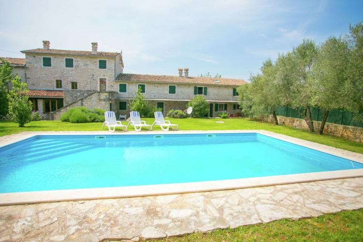 Holiday homeCroatia - Istra: Abortolami with Pool and Garden  [1]