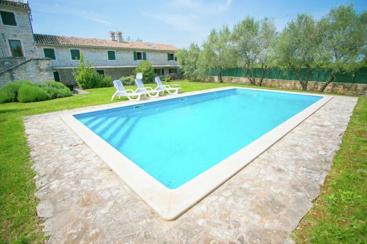 Holiday homeCroatia - Istra: Abortolami with Pool and Garden  [3]