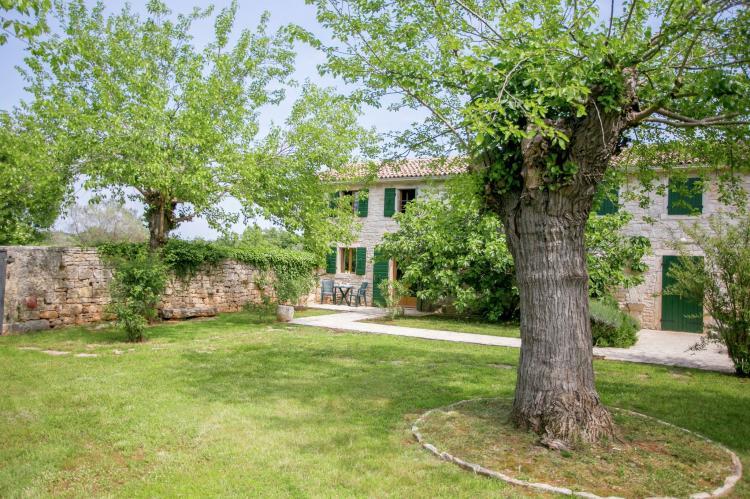 Holiday homeCroatia - Istra: Abortolami with Pool and Garden  [15]