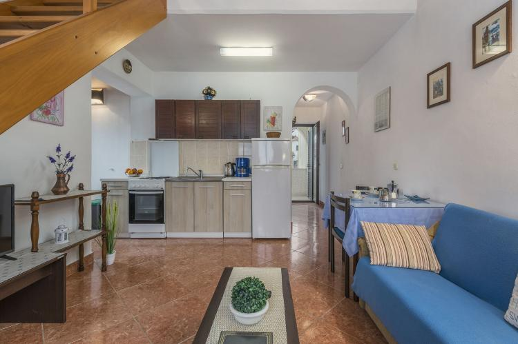 Holiday homeCroatia - Istra: Apartment Matosevic II mit Balkon in der Nähe des   [9]