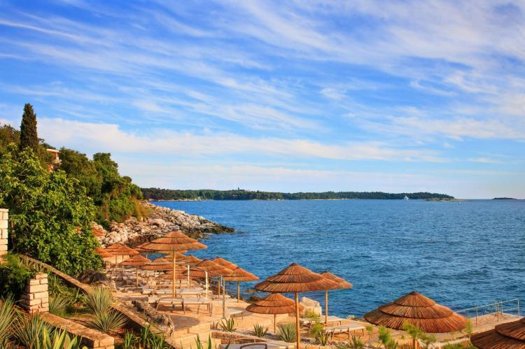 Holiday homeCroatia - Istra: Apartment Matosevic II mit Balkon in der Nähe des   [18]