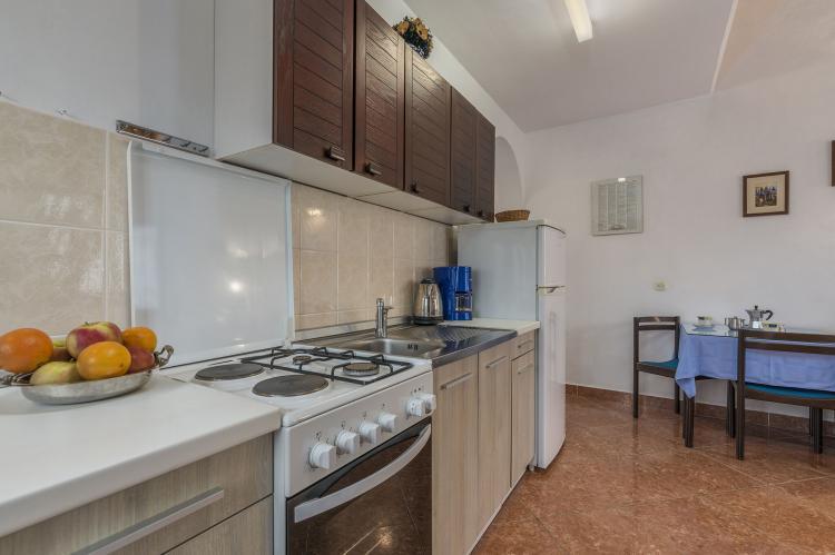Holiday homeCroatia - Istra: Apartment Matosevic II mit Balkon in der Nähe des   [8]