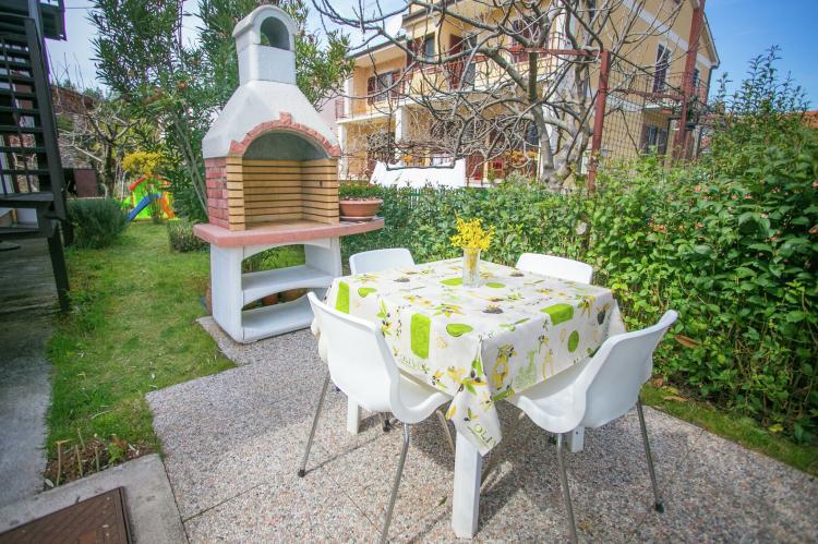 Holiday homeCroatia - Istra: Apartment Matosevic II mit Balkon in der Nähe des   [15]