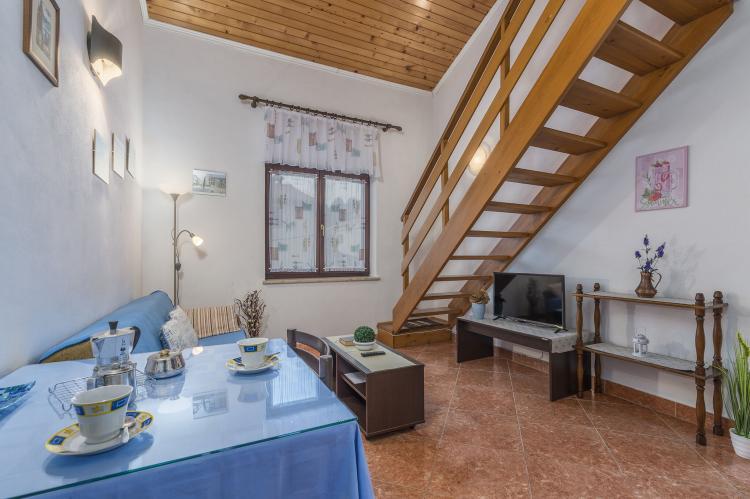 Holiday homeCroatia - Istra: Apartment Matosevic II mit Balkon in der Nähe des   [5]