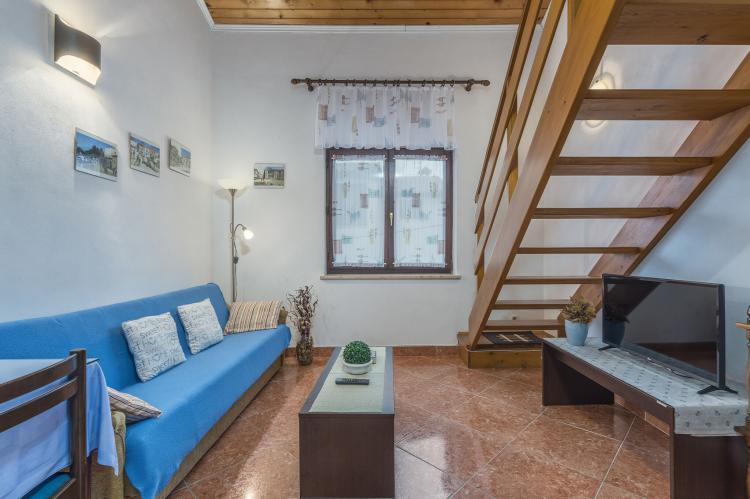 Holiday homeCroatia - Istra: Apartment Matosevic II mit Balkon in der Nähe des   [7]