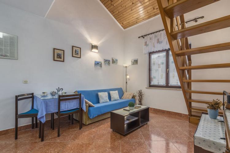 Holiday homeCroatia - Istra: Apartment Matosevic II mit Balkon in der Nähe des   [6]